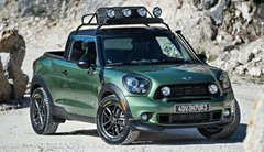 MINI Paceman Adventure Concept 2014 : le pick-up unique en photos officielles