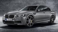 BMW M5 : 600 ch pour ses 30 ans, joyeux anniversaire !