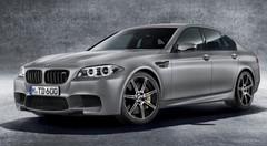 La BMW M5 s'offre 600 ch pour ses 30 ans !