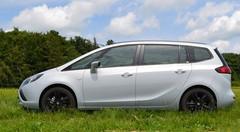 Essai Opel Zafira 3 Tourer 1.6 CDTI