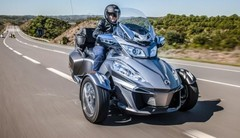 Essai Can-Am Spyder RT 2014