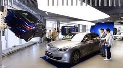 Une concession de luxe pour les futurs clients Hyundai