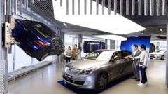 Hyundai ouvre un nouveau concept de showroom à Séoul