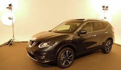 Nissan X-Trail : premier contact en studio