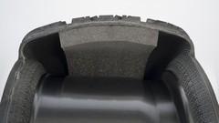 Pneu à protection acoustique Dunlop