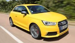 Audi S1 2.0 TFSi Quattro 2014 : S Comme Super A1