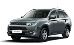 Mitsubishi Outlander PHEV : à partir de 39.900 €