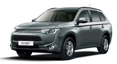 Mitsubishi Outlander PHEV (2014) : le prix dégringole