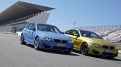 Essai BMW M3 & M4 : laquelle choisir ?