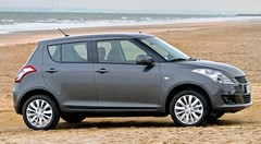 Essai Suzuki Swift 4x4
