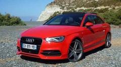 Audi A3 Berline : meilleur essai 2013
