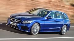 Nouvelle Mercedes Classe C Estate : la voilà