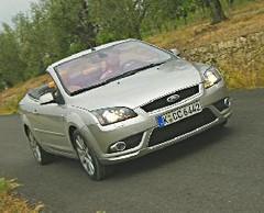 Essai Ford Focus Coupé-Cabriolet 2.0 TDCi : Un cabriolet qui a du coffre !