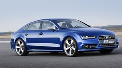 Audi A7 Sportback (2014) : les photos de la version restylée