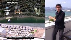 Emission Automoto : Cannes; 911 Targa; Watercar; Golf Sportsvan