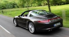 Essai Porsche 911 Targa 4S (Type 991) : Figure de style