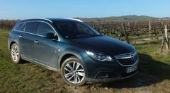 Essai Opel Insignia Country Tourer 4x4: marchande des 4 saisons