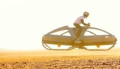 La moto volante sera vendue dès 2017