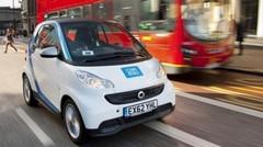 Car2Go : l'autopartage selon Daimler ne prend pas à Londres