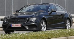 Mercedes CLS Pack AMG 2014 : Toujours plus extravertie