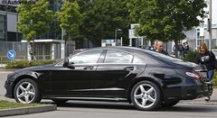 Mercedes CLS : Restylage en vue