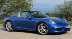 Essai Porsche 911 Targa : le petit truc en plus