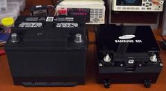 Des batteries lithium-ion sur les diesels