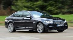 Essai BMW Série 5 M550d 381 ch : (D)étonnant mazout