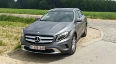 Essai Mercedes GLA 220 CDI : une Classe A montée sur échasses ?
