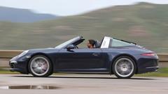 Essai Porsche 911 Targa 4S PDK : Tel un bon vieux blues