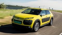 Essai Citroën C4 Cactus 1.2 PureTech essence de 110 ch (2014)