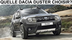 Quelle Dacia Duster choisir ?