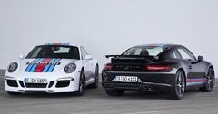 Porsche 911 S Martini Racing Edition : un retour au Mans arrosé au Martini