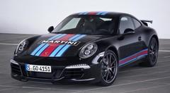 Porsche 911 S Martini, toast pour un retour au Mans