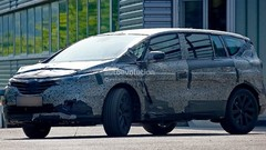 Le futur Renault Espace se promène
