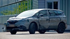 Quatre roues directrices pour le prochain Renault Espace ?