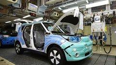 Le Kia Soul EV est entré en production