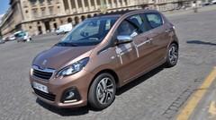Essai Peugeot 108 : comme les grandes