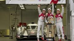 Le Mans : les Audi TDI sont invincibles