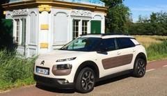 Essai Citroën C4 Cactus: Rajoutez un peu de piquant à votre quotidien!