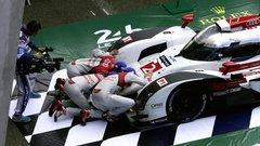 24H du Mans 2014 : Audi conserve son trône devant Toyota et Porsche