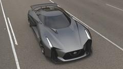 Jeux vidéos : Nissan Concept 2020 Vision Gran Turismo