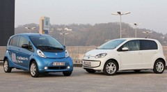 Essai Peugeot iOn vs VW e-up! : Attente bénéfique ?