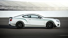Bentley Continental GT3-R : sacré matou !