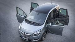Opel Meriva : le 1.6 CDTI décliné en 95 ch
