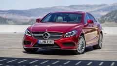 Mercedes CLS restylée : la boîte change, l'intérieur aussi