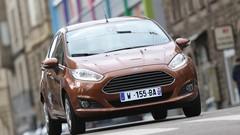 Essai Ford Fiesta 1.0 EcoBoost Powershift 100 Titanium : Petite voyageuse