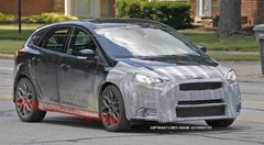 La future Ford Focus RS enfin sur la route