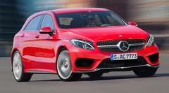 Mercedes Classe A 2017 : Moins osée, plus posée