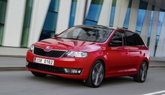 Skoda lance les Rapid et Rapid Spaceback Tour de France